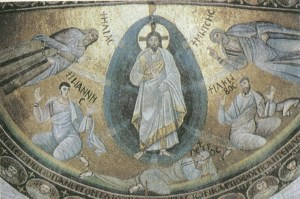 St Catherine's Monastery, Sinai (c. 565 A.D)