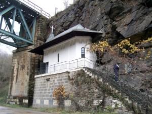 The Written Stone (Piatra Scrisa) Monastery, Armenis, Romania