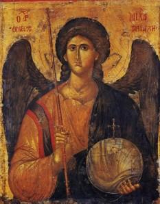 Archangel Michael (14th Century, Byzantium)