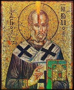 "St. Nicholas ""of the Oyster"" (τοῦ Στρειδᾶ)"